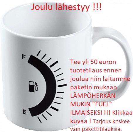 LÄMPÖHERKKÄ MUKI FUEL