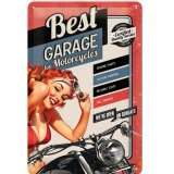 "PELTIKYLTTI ""BEST GARAGE"" MOTORCYCLES"